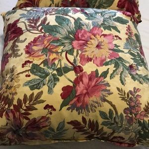 Other - Two designer pillows